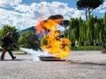 Corso antincendio rischio medio presso Tagetik - Lucca